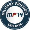 Military Friendly Employer 2014