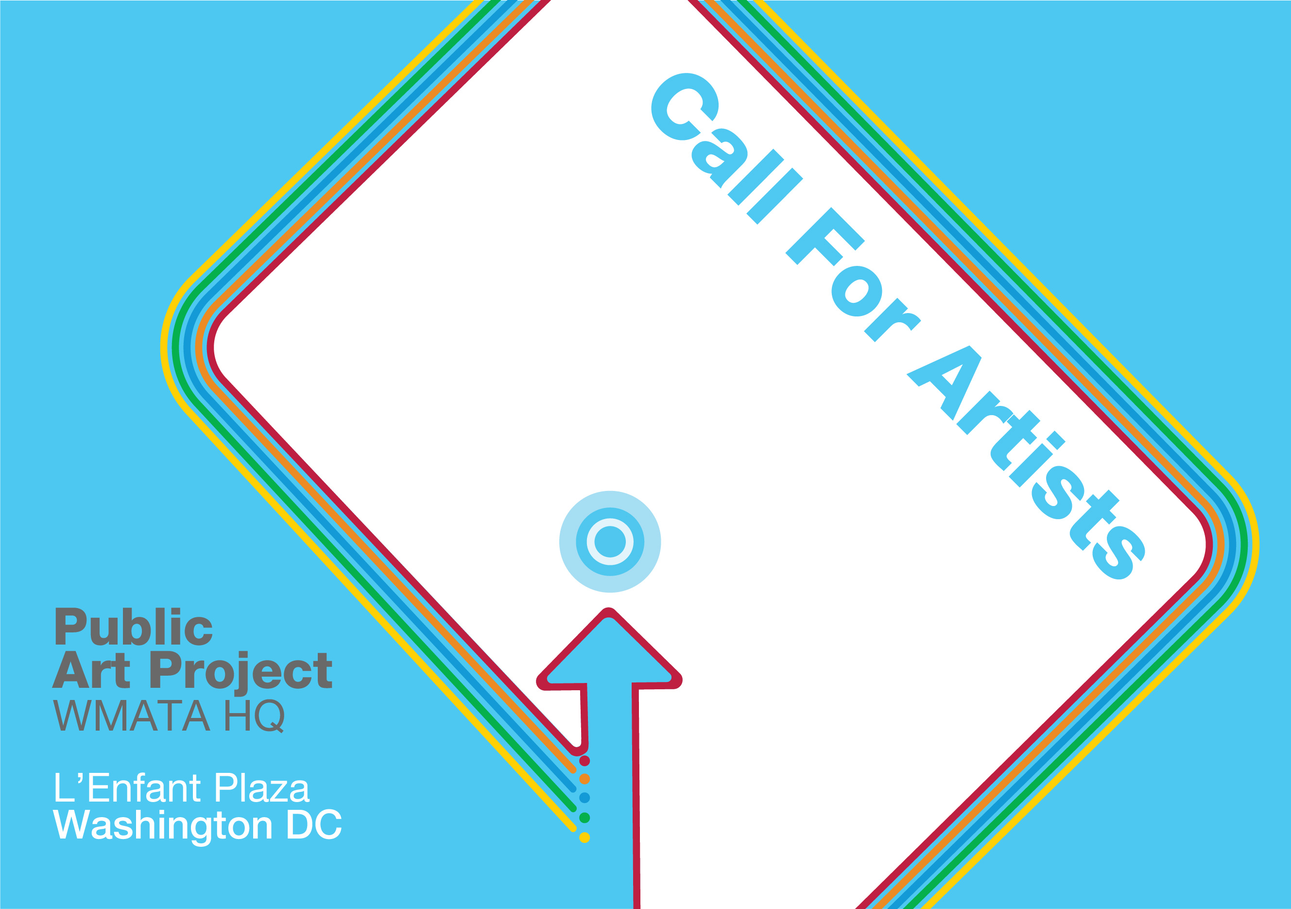 Call for Artists for WMATA HQ