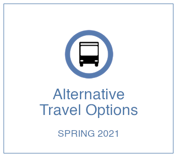 Alternative Travel Options Spring 2021